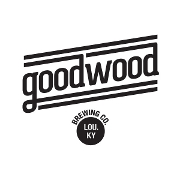 This is the restaurant logo for Goodwood Brewing Company
