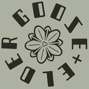 This is the restaurant logo for Goose & Elder