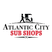 This is the restaurant logo for Atlantic City Sub Shops