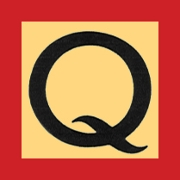 This is the restaurant logo for Quatorze