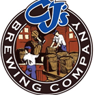 This is the restaurant logo for CJ's Brewing Company