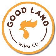 This is the restaurant logo for Good Land Wing Co