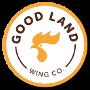 Restaurant logo for Good Land Wing Co