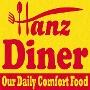Restaurant logo for Hanz Diner