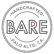 This is the restaurant logo for Bare Bowls