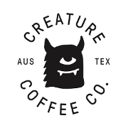 This is the restaurant logo for Native Hostel + Creature Coffee