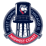 This is the restaurant logo for Midwest Coast Brewing Co