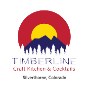 This is the restaurant logo for Timberline Craft Kitchen & Cocktails