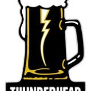 This is the restaurant logo for Thunderhead Brewing