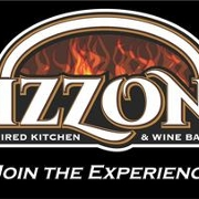 This is the restaurant logo for Tizzone Wood-Fired Kitchen & Wine Bar