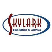 This is the restaurant logo for Skylark Diner