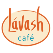 This is the restaurant logo for Lavash Cafe