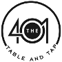 Restaurant logo for The '401 Table and Tap