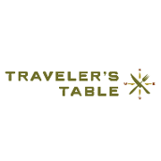 This is the restaurant logo for Traveler's Table