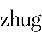 This is the restaurant logo for Zhug