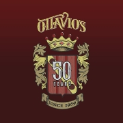 This is the restaurant logo for Ottavio's Italian Restaurant