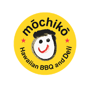 This is the restaurant logo for Mochiko