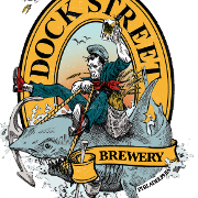 This is the restaurant logo for Dock Street South