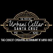 This is the restaurant logo for Urbani Cellar