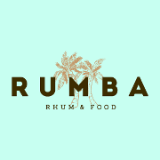 This is the restaurant logo for Rumba