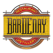This is the restaurant logo for Bardenay