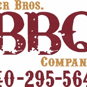 This is the restaurant logo for Pifer Bros. BBQ
