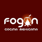 This is the restaurant logo for Fogon Cocina Mexicana