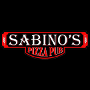 Restaurant logo for Sabino's Pizza Pub