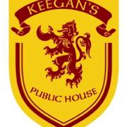 This is the restaurant logo for Keegans Irish Pub - Smyrna
