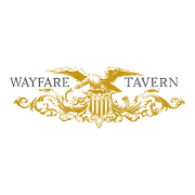 This is the restaurant logo for Wayfare Tavern