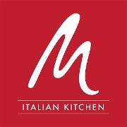 This is the restaurant logo for Mazzara's Italian Kitchen