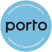 This is the restaurant logo for Porto