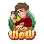 Restaurant logo for TACO WOW