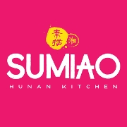 This is the restaurant logo for Sumiao Hunan Kitchen