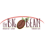 This is the restaurant logo for The Big Bean Newmarket
