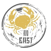 This is the restaurant logo for 111 East