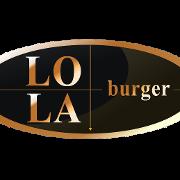 This is the restaurant logo for LoLa Burger Boston
