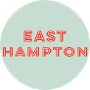 This is the restaurant logo for East Hampton