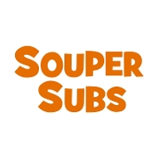 This is the restaurant logo for Souper Subs