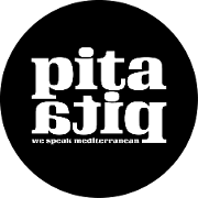 This is the restaurant logo for Pita Pita