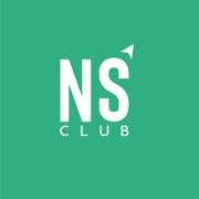 This is the restaurant logo for NorthSouth Club
