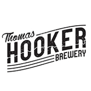 This is the restaurant logo for Thomas Hooker Brewing Company