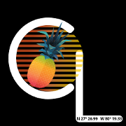 This is the restaurant logo for Cobb's Landing