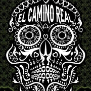 This is the restaurant logo for El Camino Real