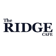 This is the restaurant logo for The Ridge Market & Cafe