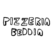 This is the restaurant logo for Pizzeria Beddia