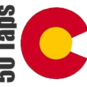This is the restaurant logo for Colorado Taproom & Grill