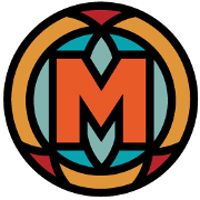 This is the restaurant logo for Ministry of Brewing