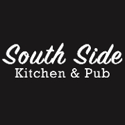 This is the restaurant logo for South Side Kitchen & Pub