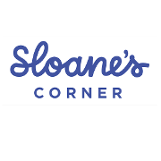 This is the restaurant logo for Sloane's Corner & Pizza Leila